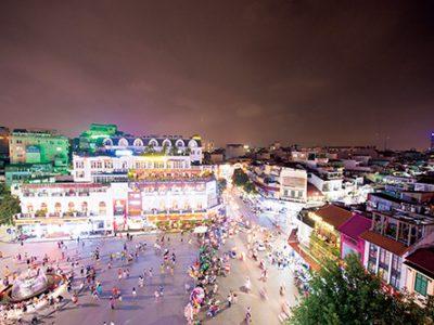 Hanoi by Junichi Shimizu