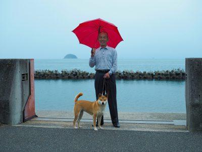 【小豆島カメラ】坊野美絵  雨の日も静かに流れる日常の風景が愛おしい。そこに暮らす人の人柄が風景をさらに美しくする。