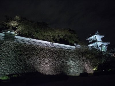 【金沢写真部FOCUS】macco(高田雅世) 金沢が誇る石川門。四季折々どのシーズンでも楽しめます。夜はライトアップされ一層綺麗です。